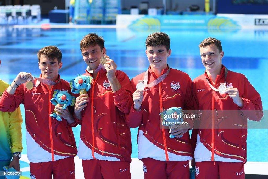 Diving - Commonwealth Games Day 9 : Photo d'actualité