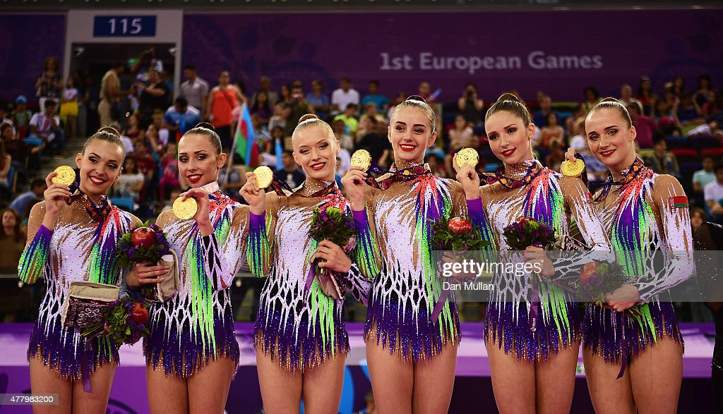 Gymnastics - Day 9: Baku 2015 - 1st European Games : News Photo