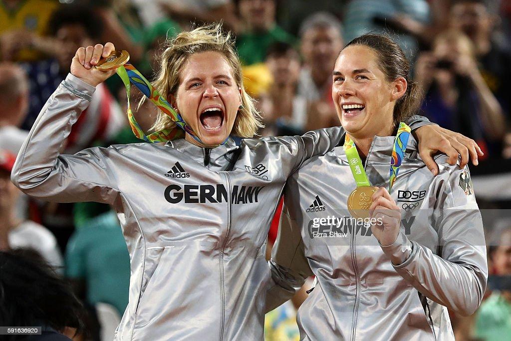 Beach Volleyball - Olympics: Day 12 : Nieuwsfoto's
