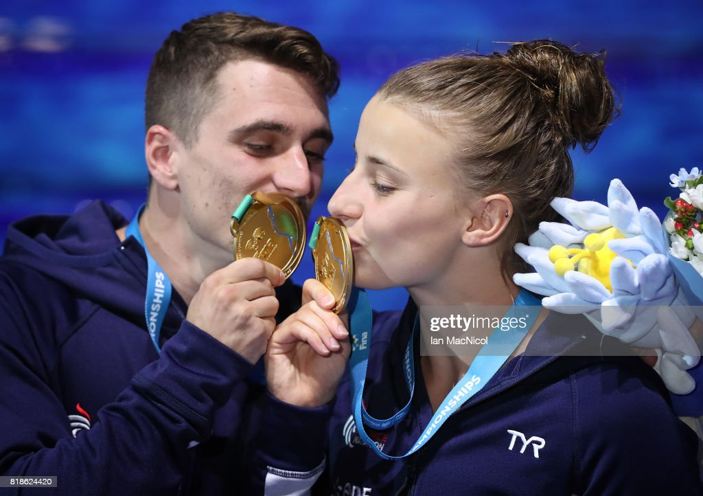Budapest 2017 FINA World Championship - Day 5 : News Photo
