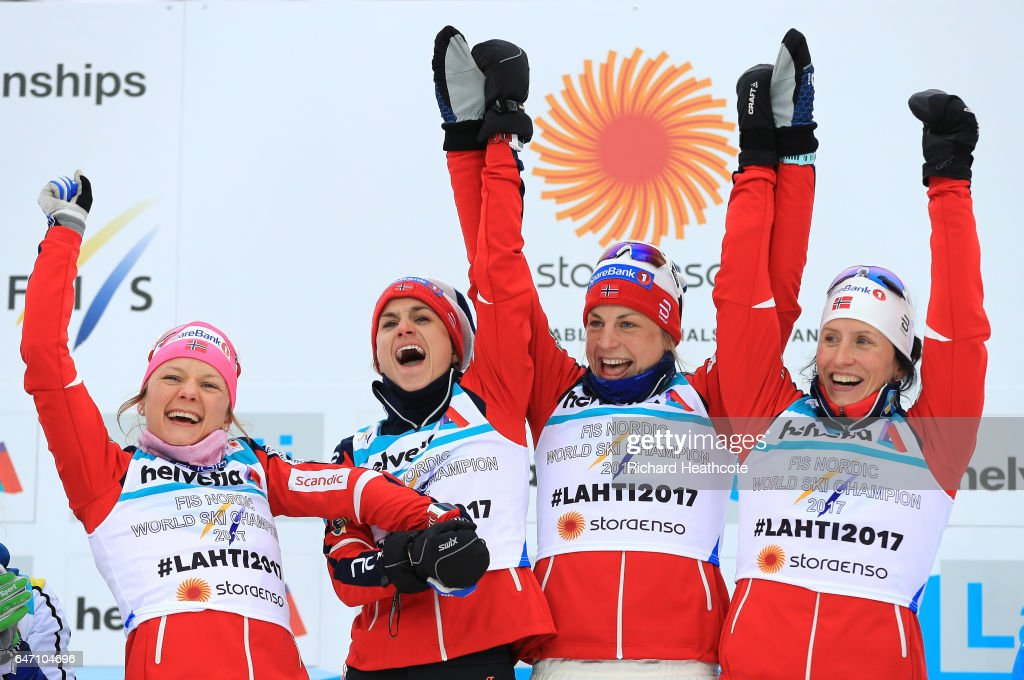 Women's Cross Country Relay - FIS Nordic World Ski Championships