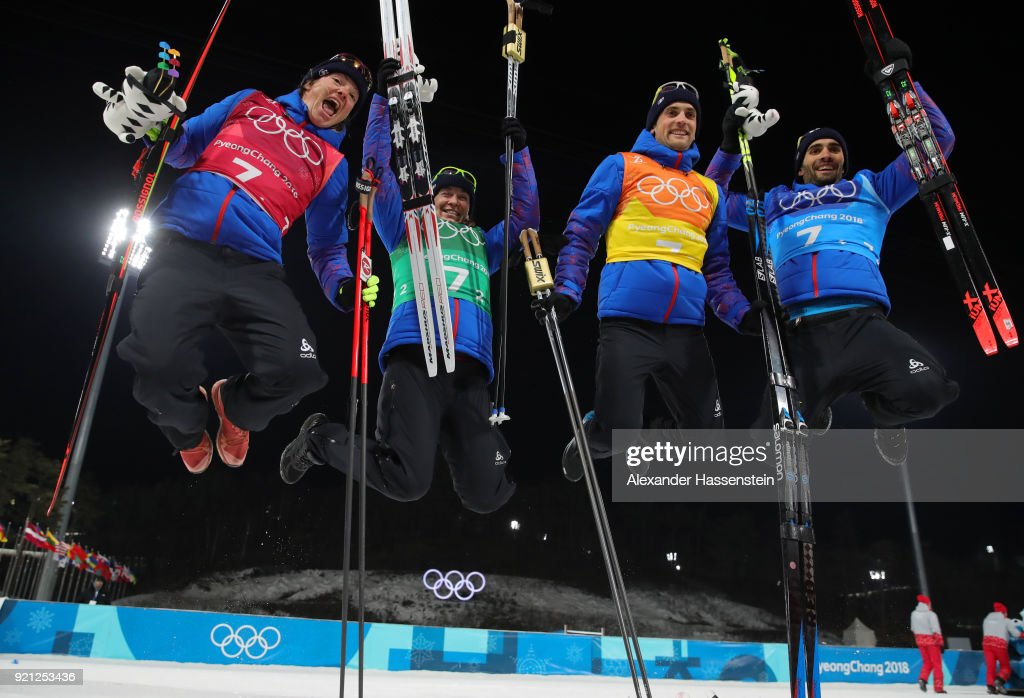 Biathlon - Winter Olympics Day 11 : Photo d'actualité