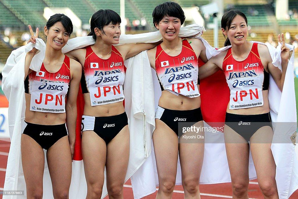 19th Asian Athletics Championships - Day 4