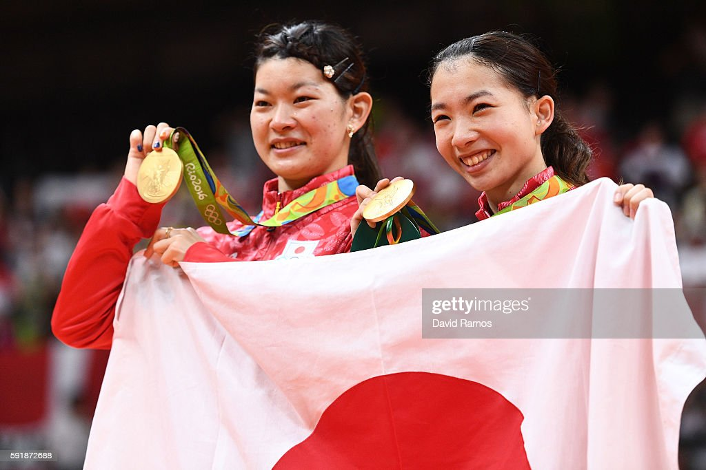 Badminton - Olympics: Day 13 : News Photo