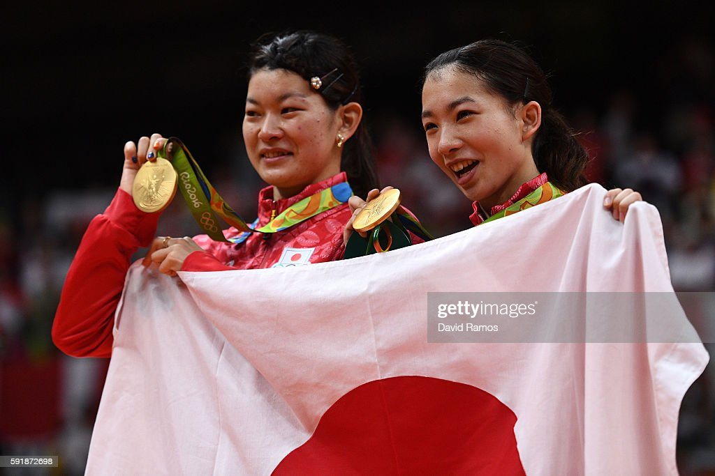 Badminton - Olympics: Day 13 : ニュース写真