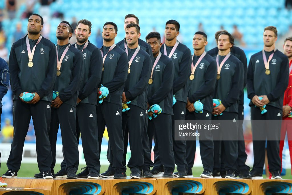 Rugby Sevens - Commonwealth Games Day 11 : News Photo