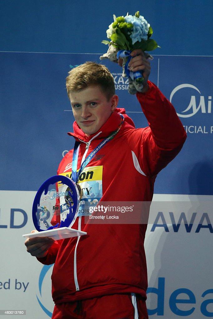Swimming - 16th FINA World Championships: Day Twelve