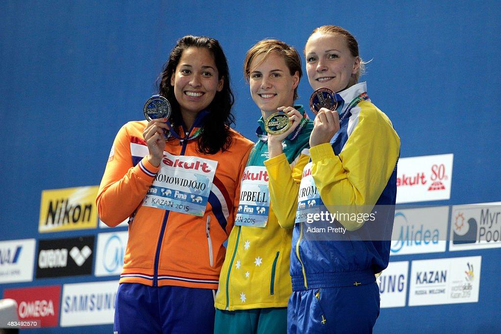 Swimming - 16th FINA World Championships: Day Sixteen
