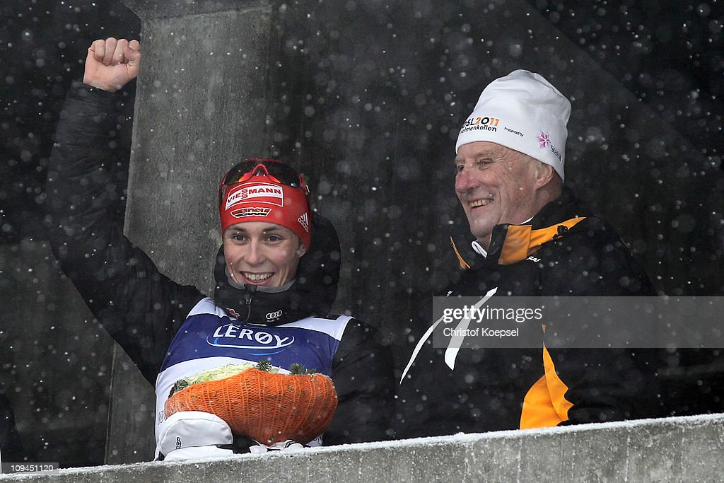 Nordic Combined Individual HS106/10km - FIS Nordic World Ski Championships : News Photo