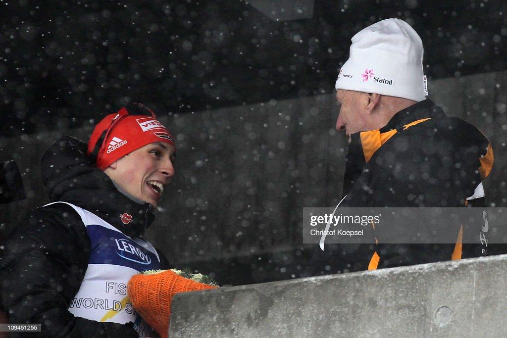 Nordic Combined Individual HS106/10km - FIS Nordic World Ski Championships : News Photo