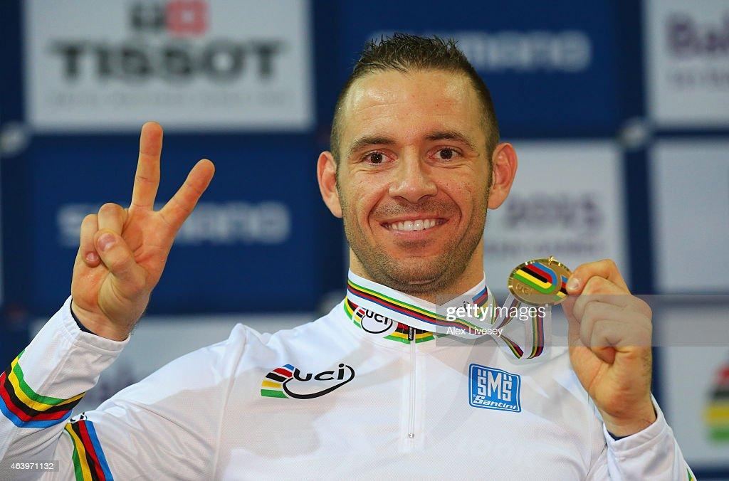 UCI Track Cycling World Championships - Day Three