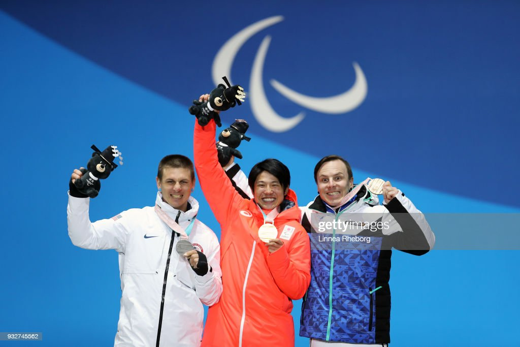 2018 Paralympic Winter Games - Day 7 : ニュース写真