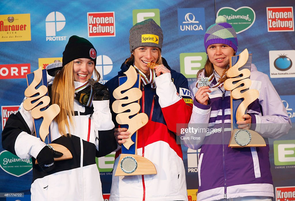 FIS Freestyle Ski & Snowboard World Championships - Men's and Women's Dual Moguls