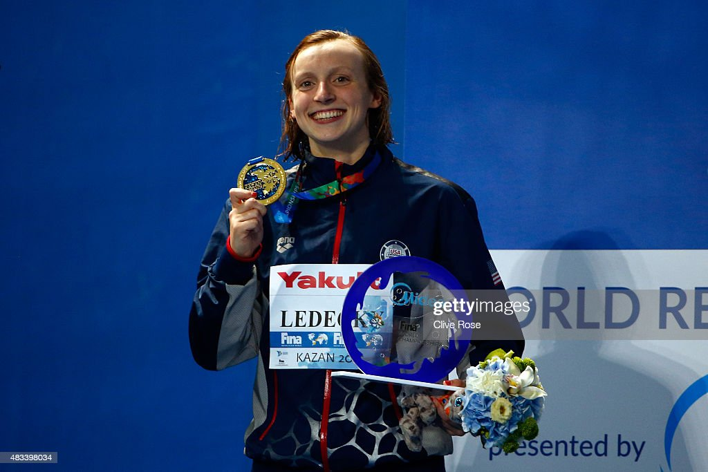 Swimming - 16th FINA World Championships: Day Fifteen : News Photo