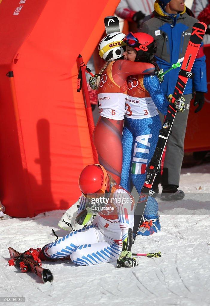 Alpine Skiing - Winter Olympics Day 6 : News Photo