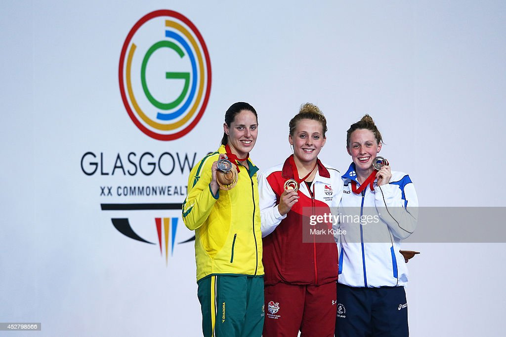 20th Commonwealth Games - Day 4: Swimming