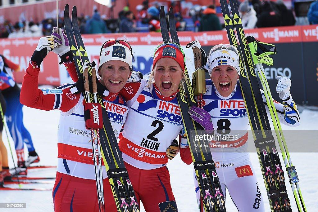 Cross Country: Women's Mass Start - FIS Nordic World Ski Championships