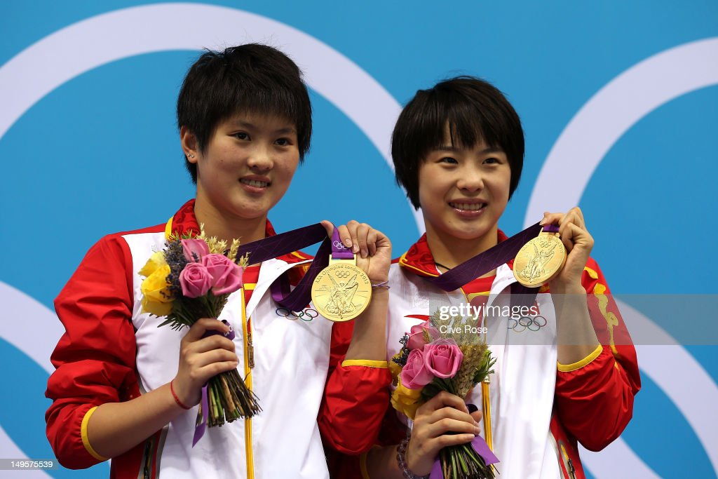 Olympics Day 4 - Diving : News Photo