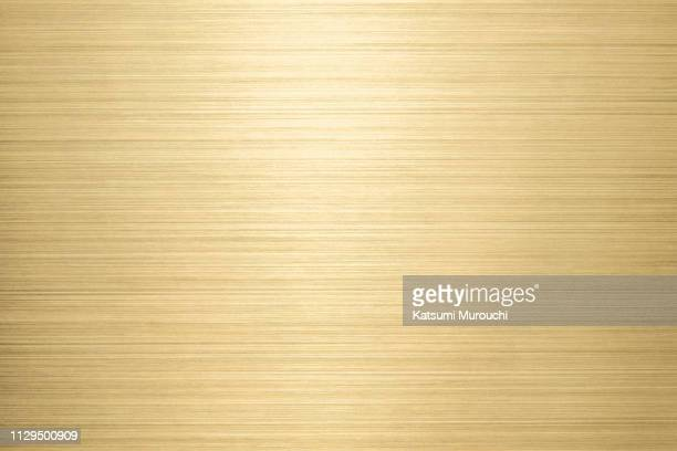 Gold metalic hairline background