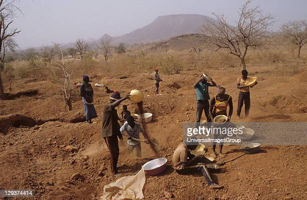 Gold Mining Burkina Faso Yatenga Province Kalsaka Village Gold fever has gripped Burkina Faso since the metal was first discovered widely about three...