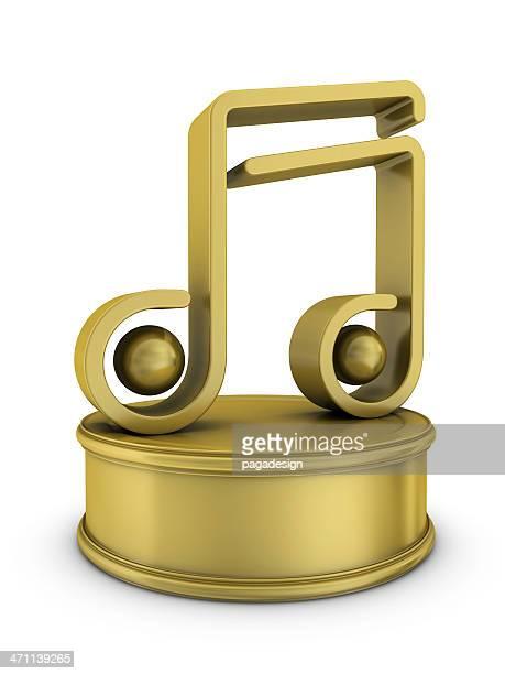 gold music award