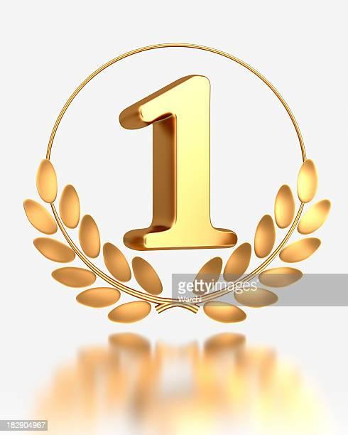 Numéro 1 gold