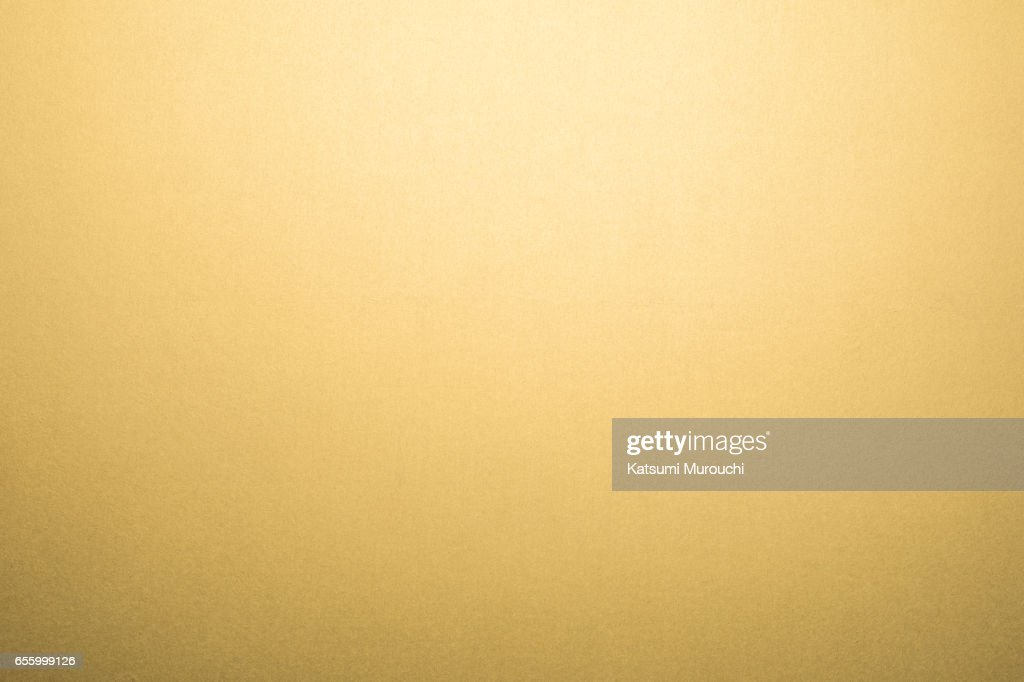 Gold paper textures background : Stock Photo