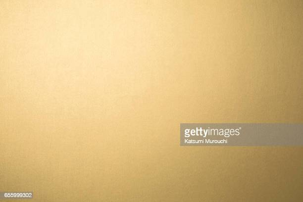 Gold paper textures background