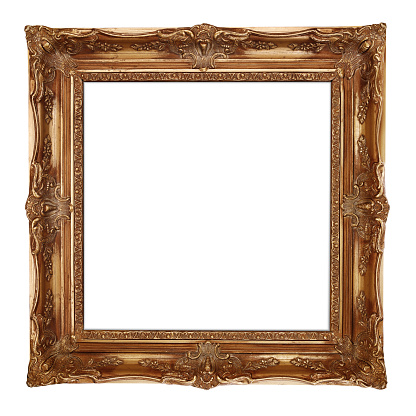 Gold picture frame 522119064