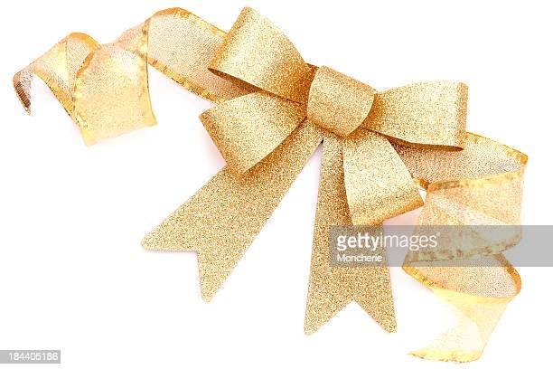 Presente com laço de Ouro
