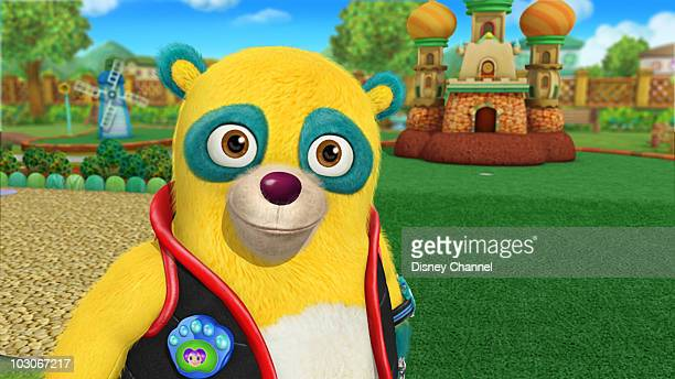 OSO 'Gold Putter' Special Agent Oso helps Jayden and Ryan learn how to play miniature golf This episode of Playhouse Disney's 'Special Agent Oso'...