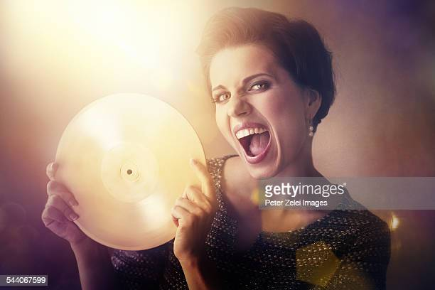 Gold record - listen the big hits!