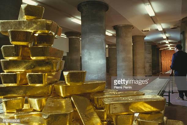 Gold Reserves at the Banque de France