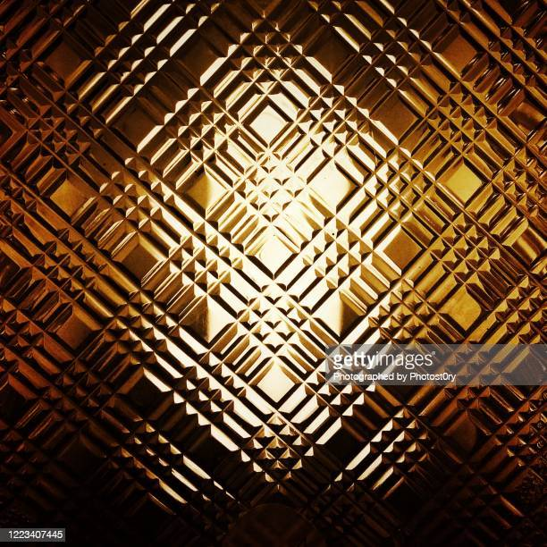 gold shiny abstract - gold stock pictures, royalty-free photos & images