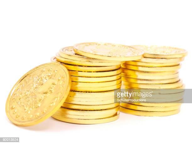 Gold Stacks