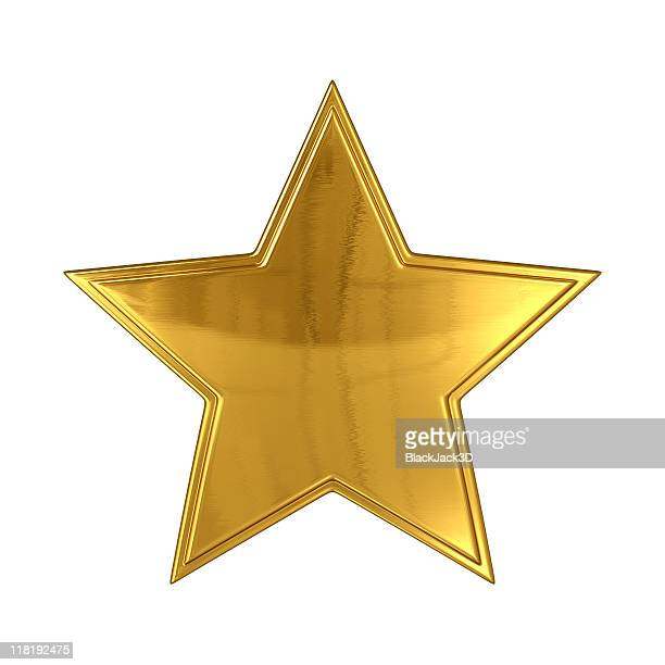 gold star - star shape stock pictures, royalty-free photos & images