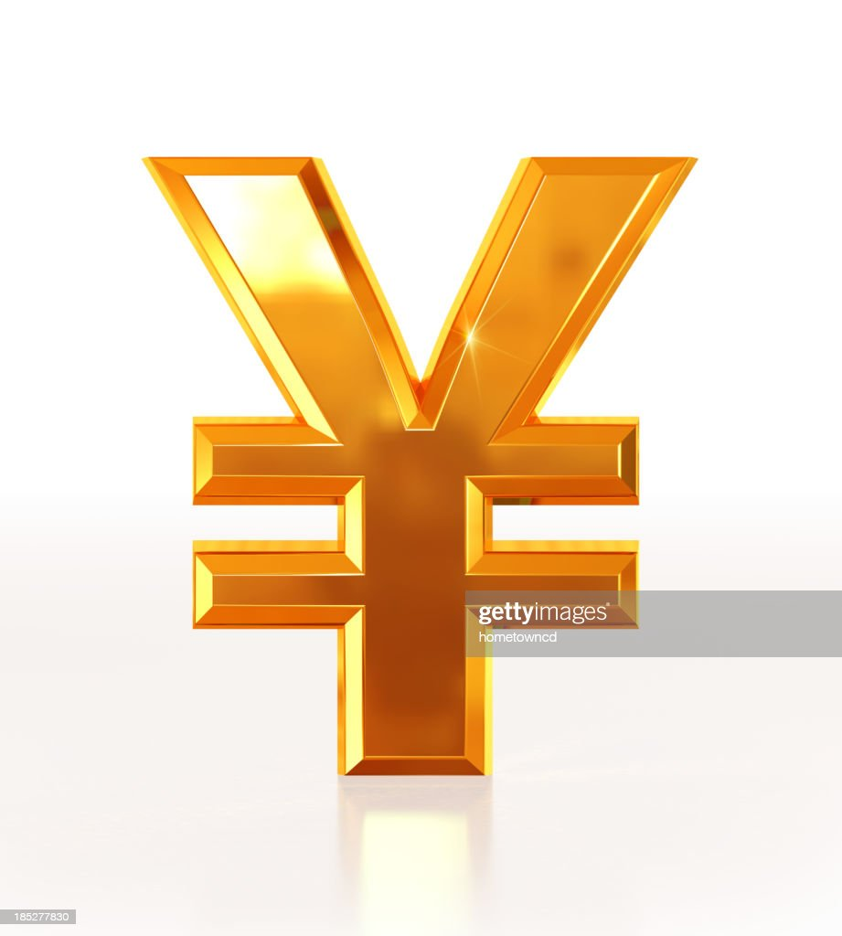 Gold symbol yen stock photo getty images gold symbol yen stock photo biocorpaavc Gallery