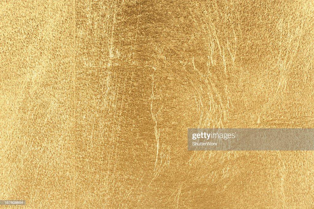 Gold Texture : Stock Photo