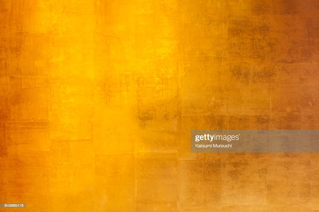 Gold textures background : Stock Photo
