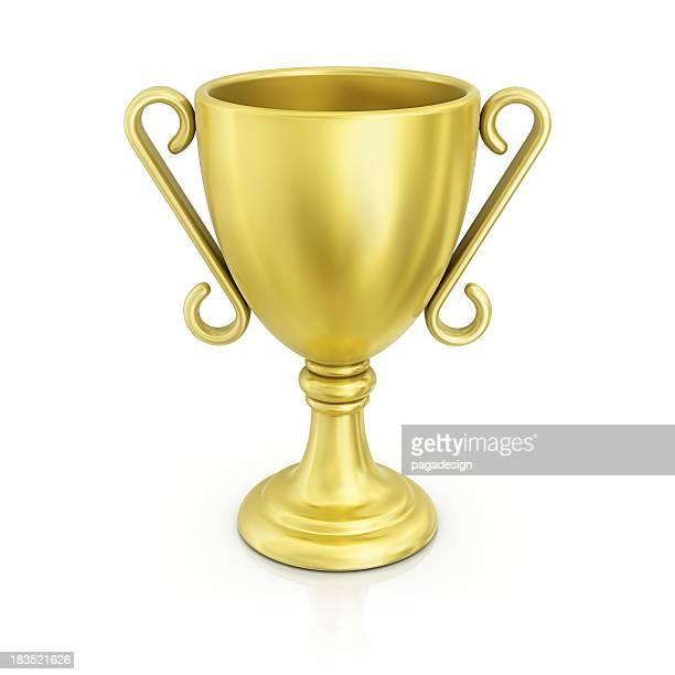 Trophée or