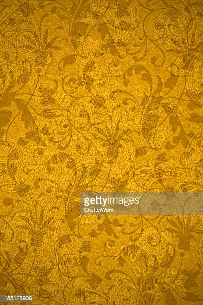 gold victorian background - victorian wallpaper stock pictures, royalty-free photos & images