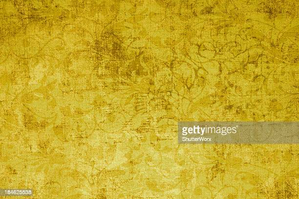 Gold Victorian Background