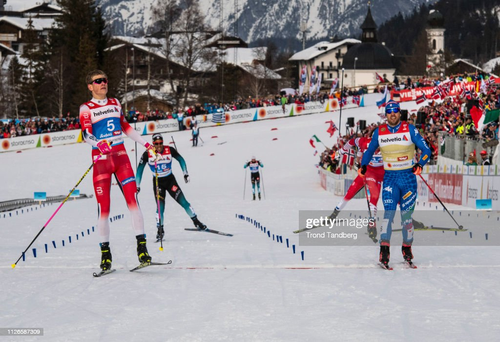 AUT: FIS Nordic World Ski Championships