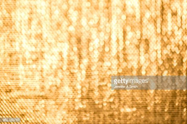 gold wire mesh - glitter stock pictures, royalty-free photos & images
