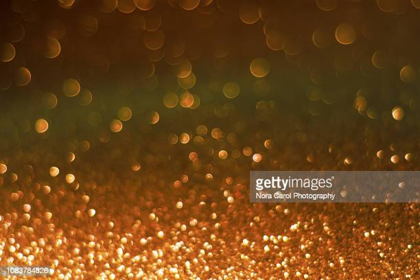 golden abstract background new year and christmas - bling bling stock pictures, royalty-free photos & images