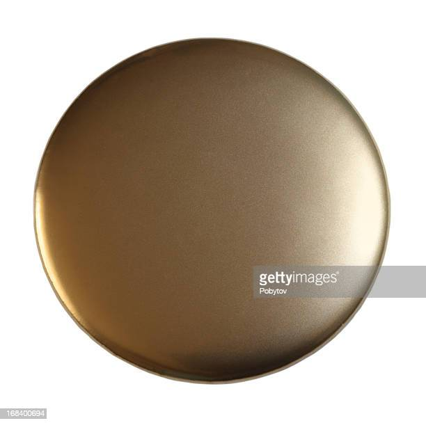 golden badge - pin stock pictures, royalty-free photos & images