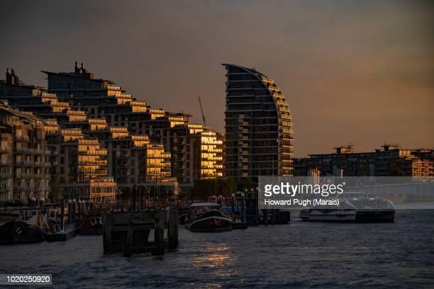 Golden 'Beaches' of Battersea