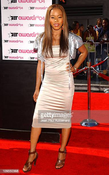 Golden Brooks during 4th Annual BET Awards Arrivals at Kodak Theatre in Hollywood California United States