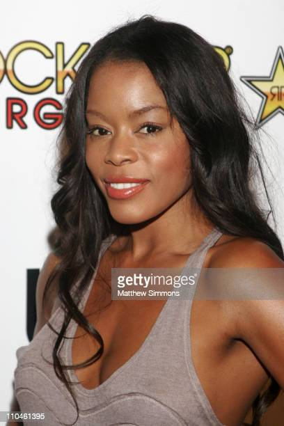 Golden Brooks during BPM Magazine 10th Anniversary Pary Arrivals at Avalon in Hollywood California United States