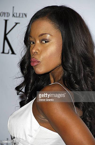 Golden Brooks during Elevate Hope Foundation 'Circle of Passion' Arrivals at Astra Lounge in West Hollywood California United States